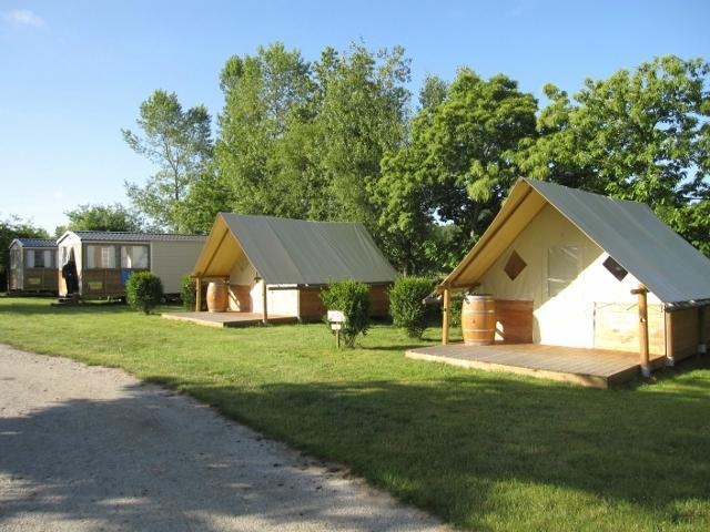 Camping La Vallee du Ninian