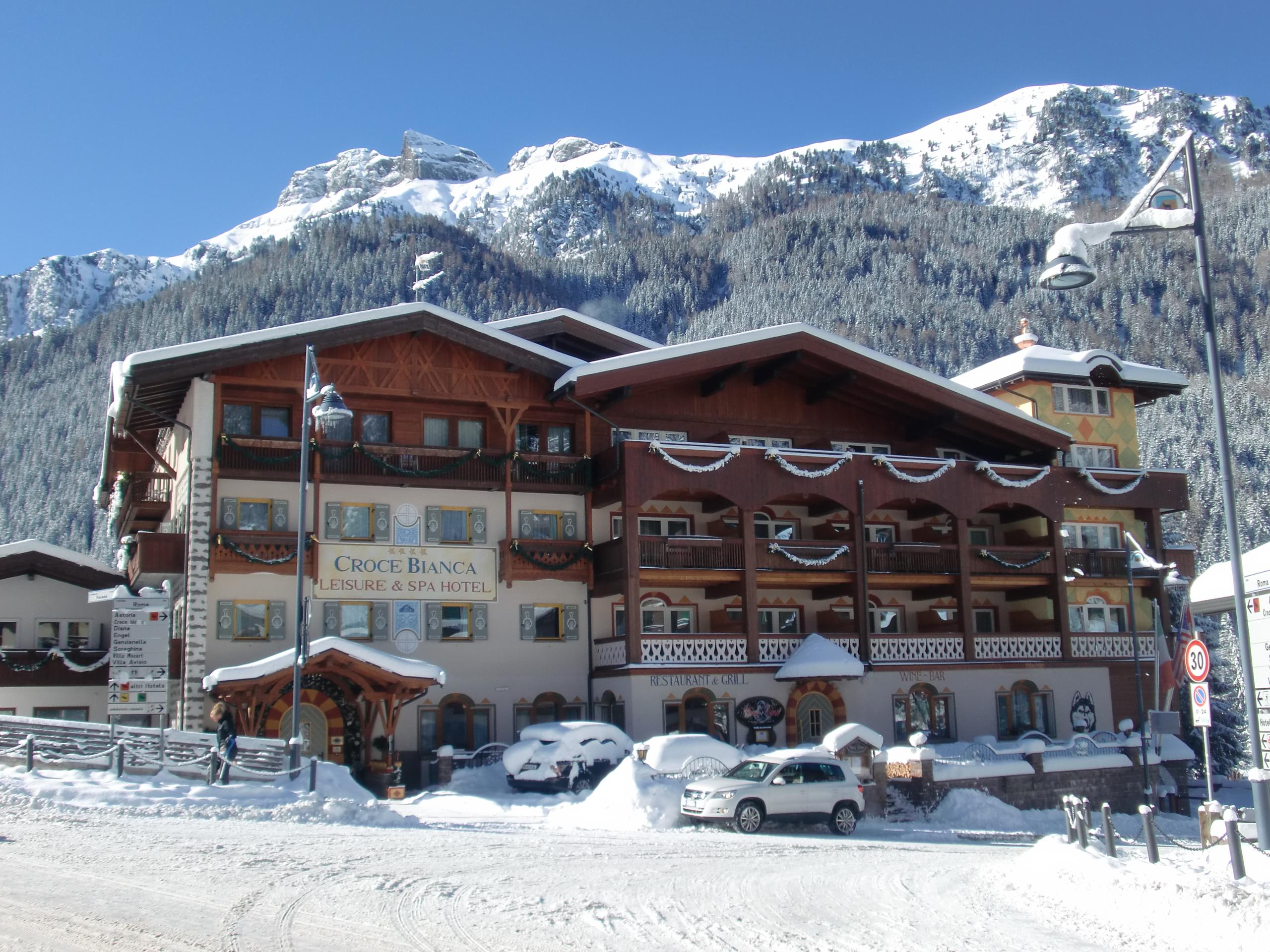 Croce Bianca Leisure & Spa Hotel