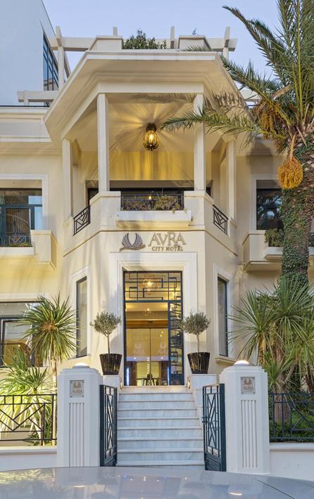 Avra City Hotel