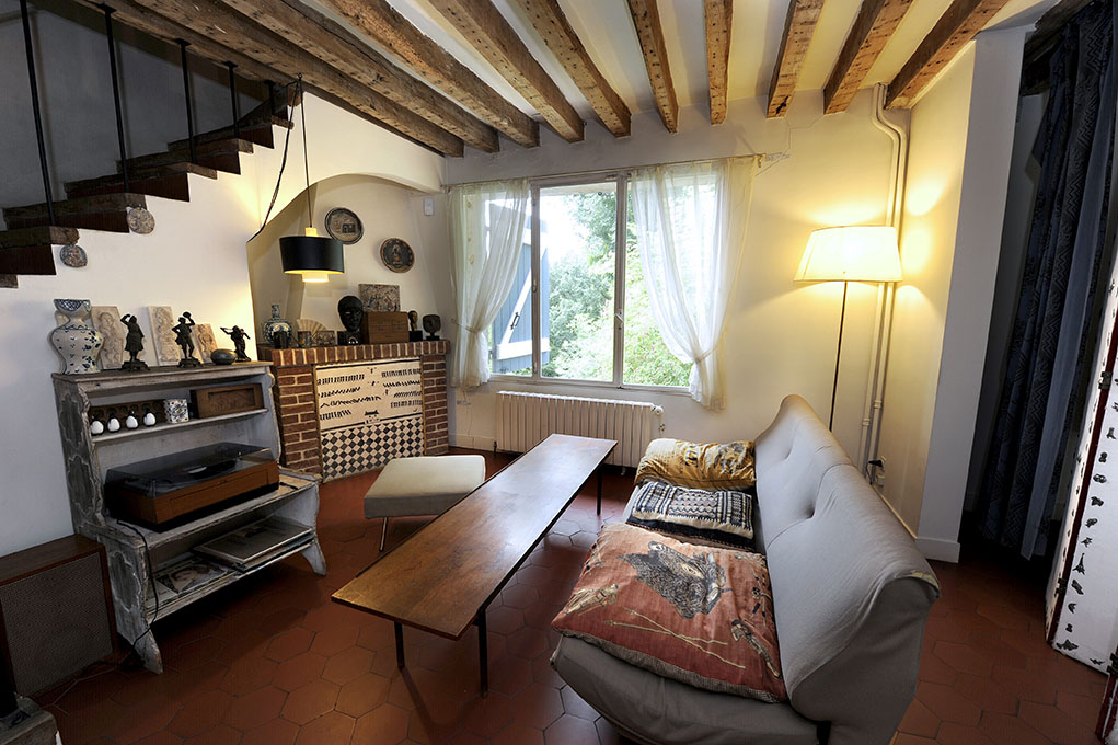 Maison atelier foujita villiers le bacle maison for Atelier de la maison
