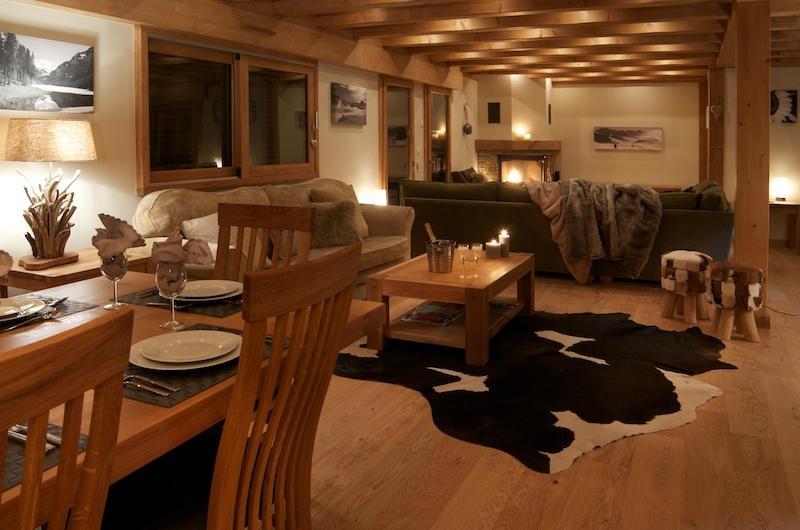 Mountain Spaces - Blue Bird Lodge