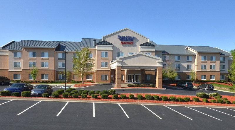 ‪Fairfield Inn & Suites Richmond Northwest‬