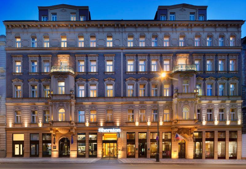 シェラトン プラハ シャルル スクエア ホテル