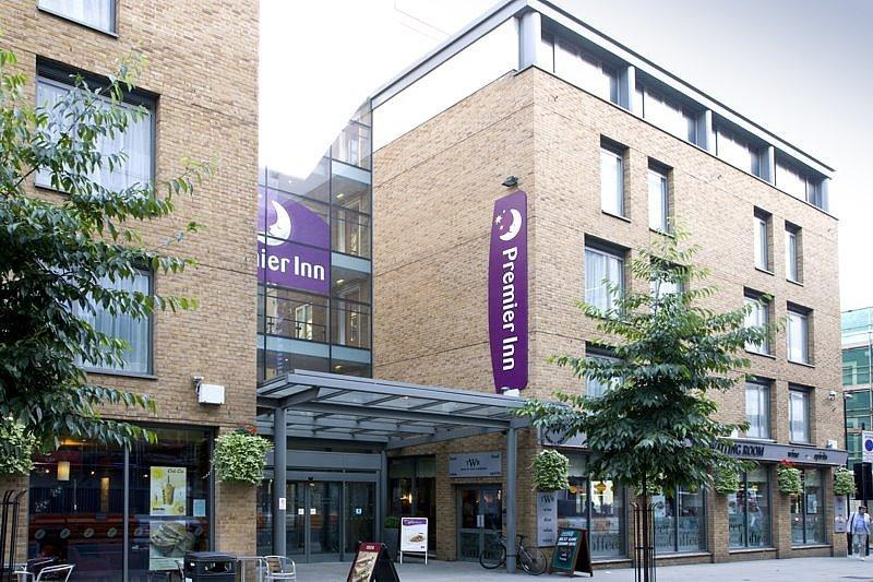 ‪Premier Inn London Kings Cross Hotel‬