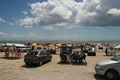 Olho d'Agua Beach