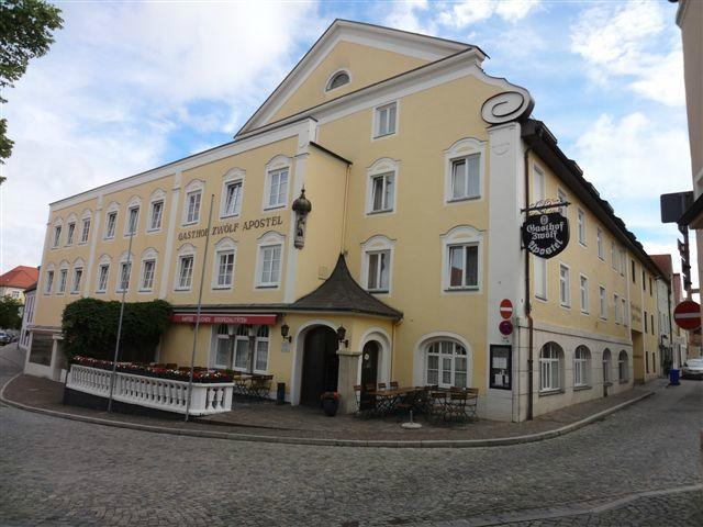Hotel Gasthof Zwoelf Apostel