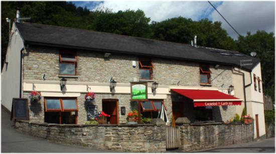 The Gwaelod y Garth Inn