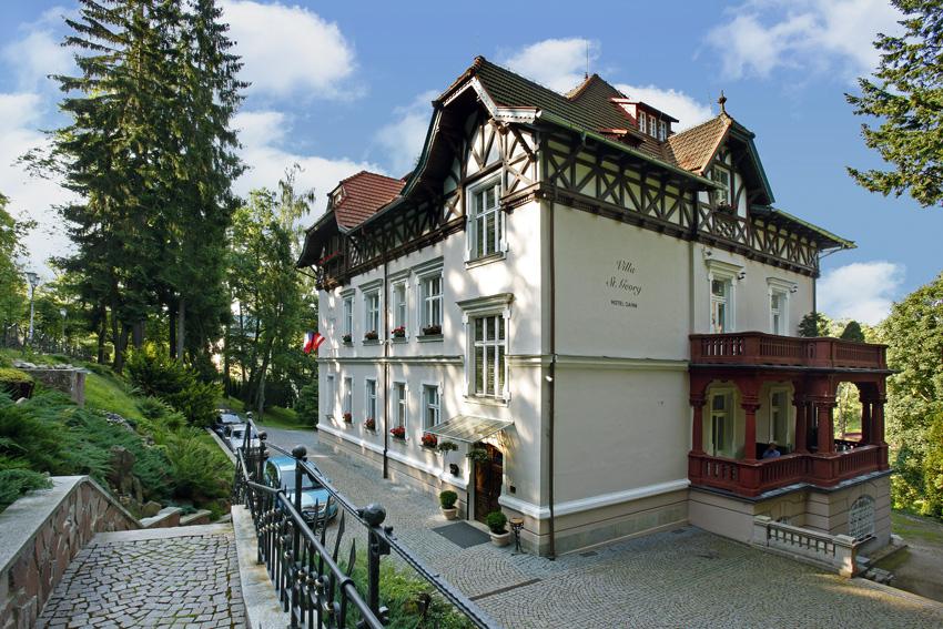 聖格爾格葛飯店