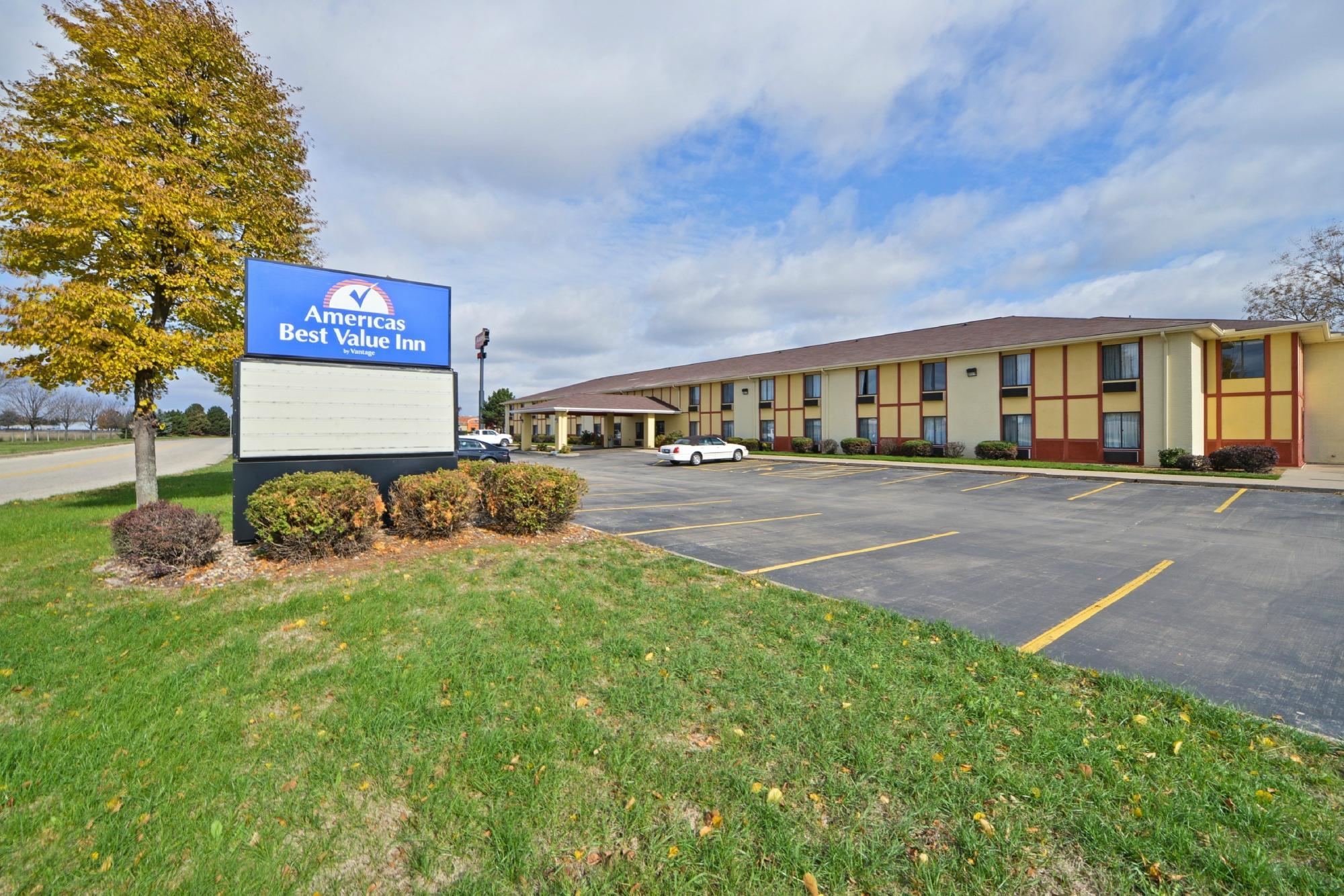 Americas Best Value Inn Morton/Peoria
