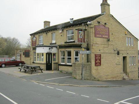 Shepherds Arms, Cowcliffe
