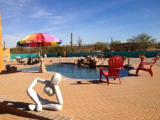 Desert Joy Clothing Optional Bed And Breakfast Prices B Reviews Tucson Az Tripadvisor