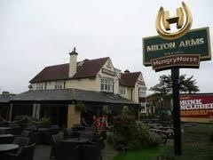 ‪Milton Arms, Hungry Horse‬