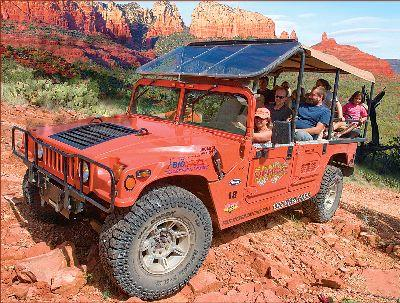 Sedona Off Road Adventures