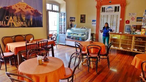 Cafe Illampu