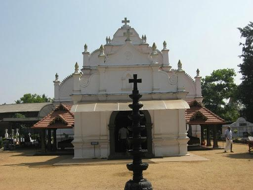 ‪Paliakkara Church‬