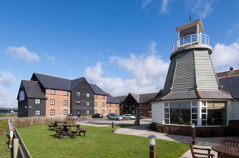 Premier Inn Poole Centre (Holes Bay) Hotel