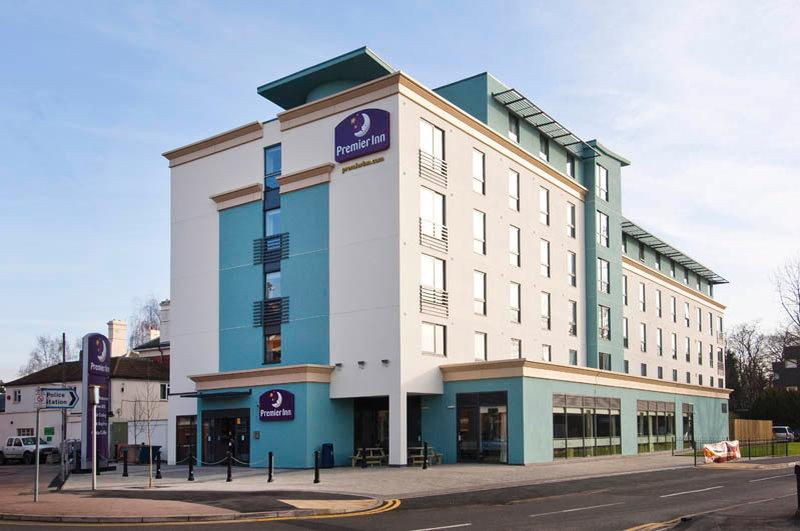 Premier Inn Loughborough Hotel