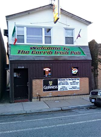 The Corrib Irish Pub