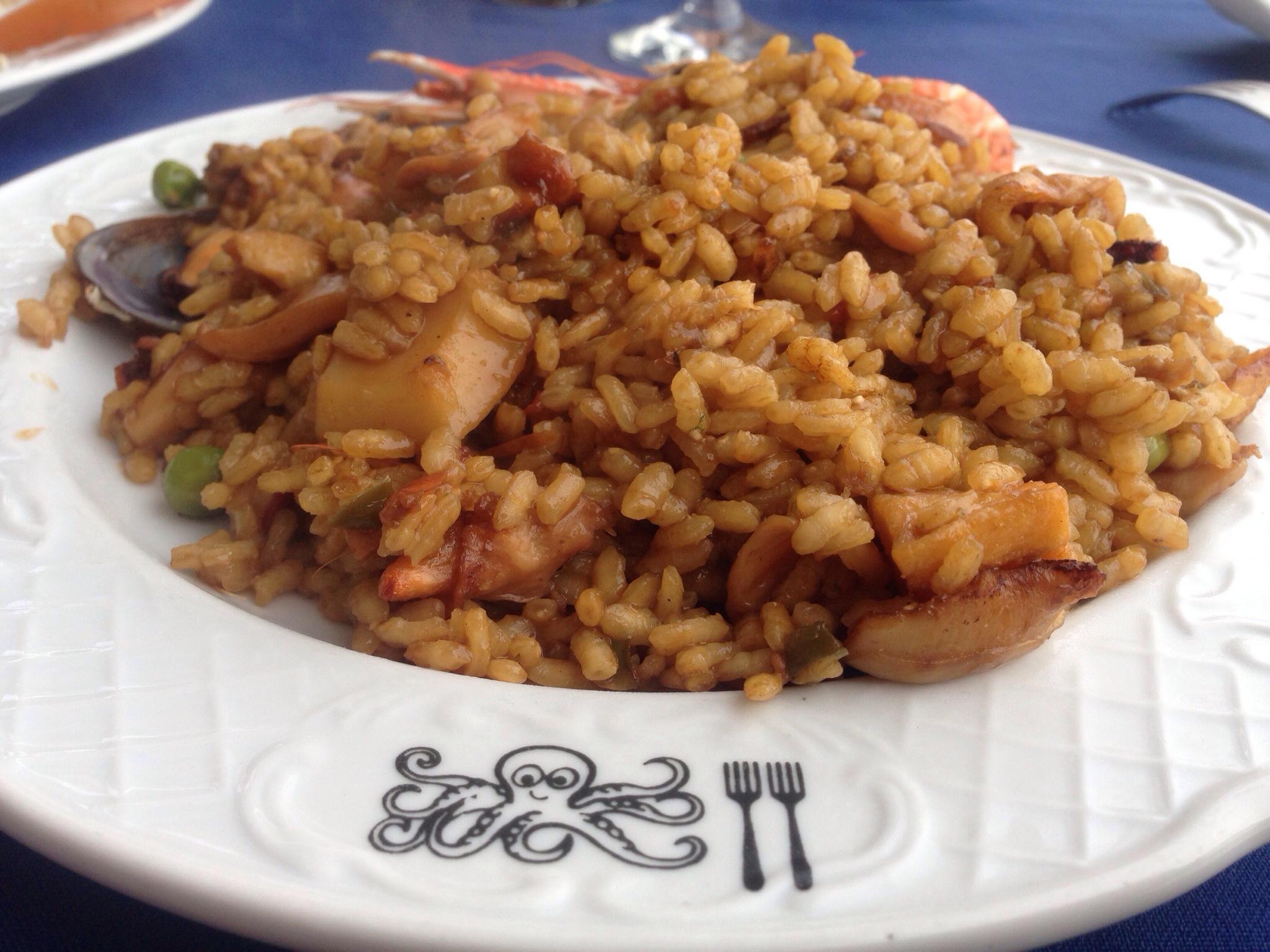 Things To Do in Spanish, Restaurants in Spanish