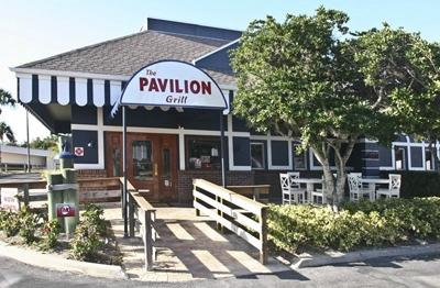 The Pavilion Grill