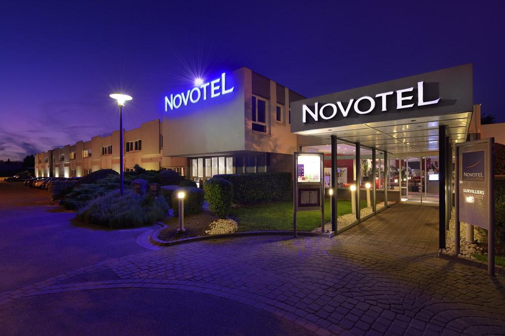 Novotel Survilliers