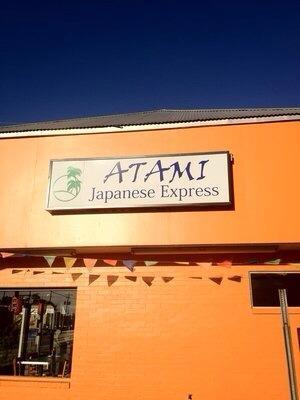 Atami Hibachi Express
