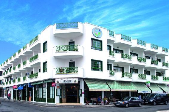 Apartamentos Los Marinos