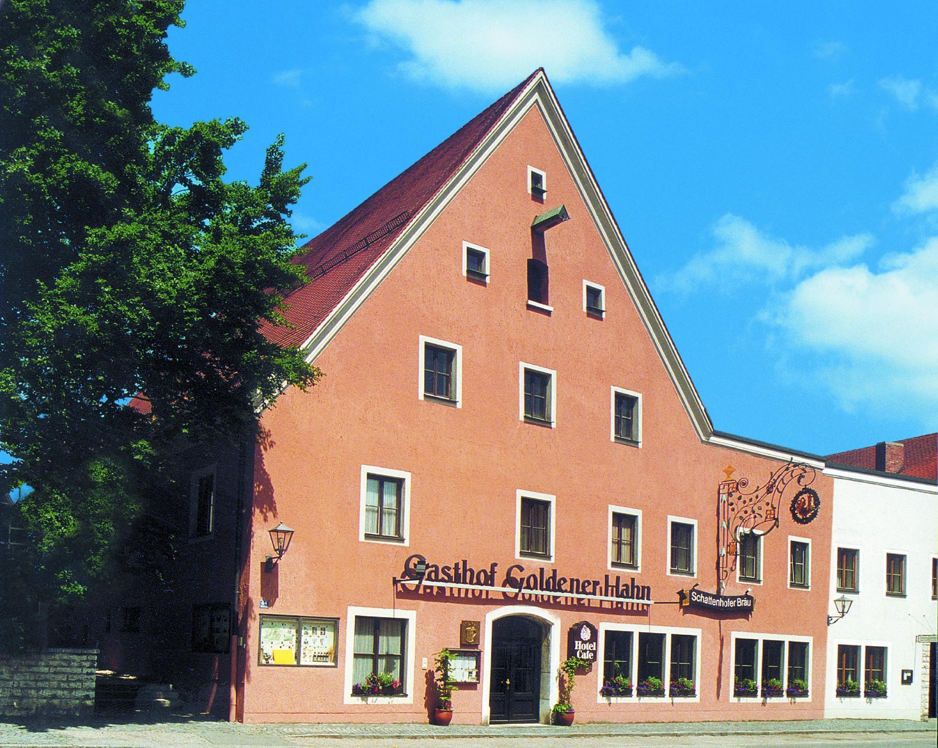 Schattenhofer Brauereigasthof