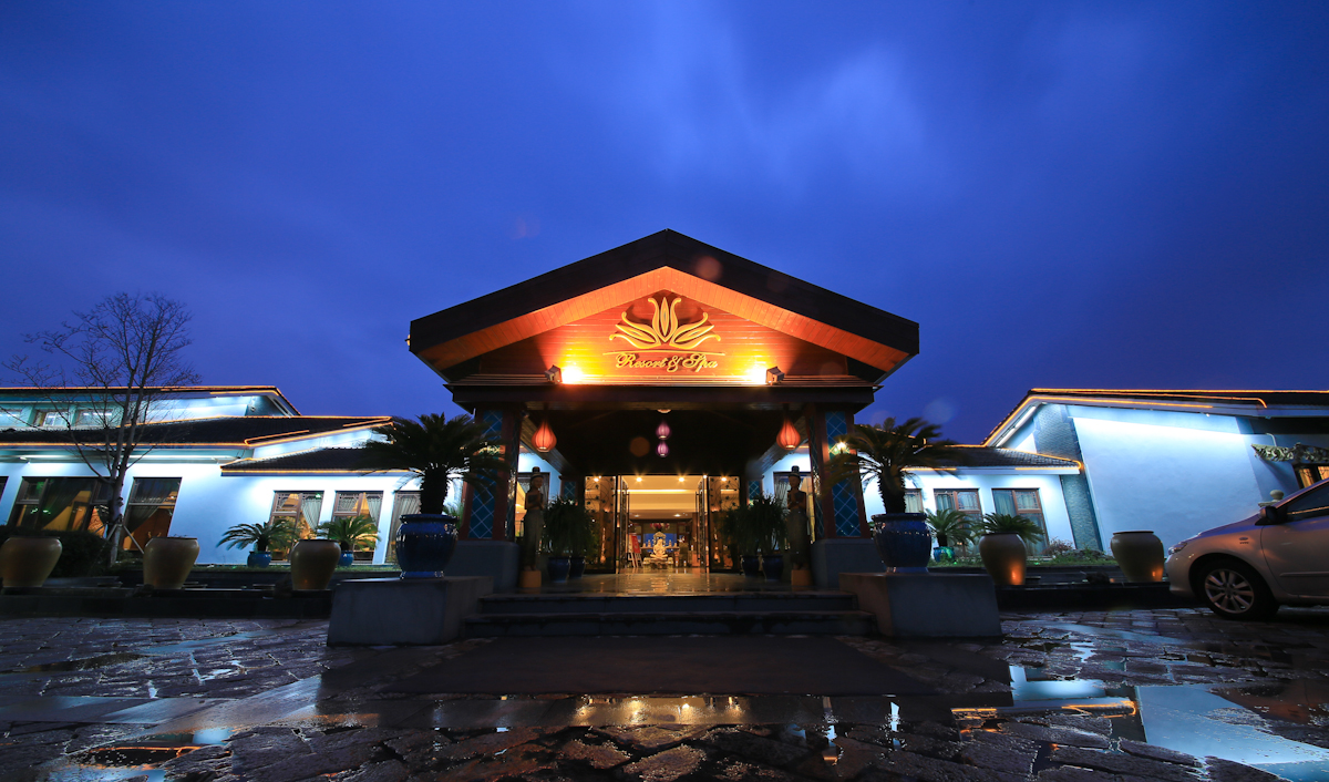 Regalia Resort & Spa Ligongdi