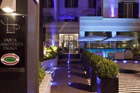 ホテル サンタ マルゲリータ パレス