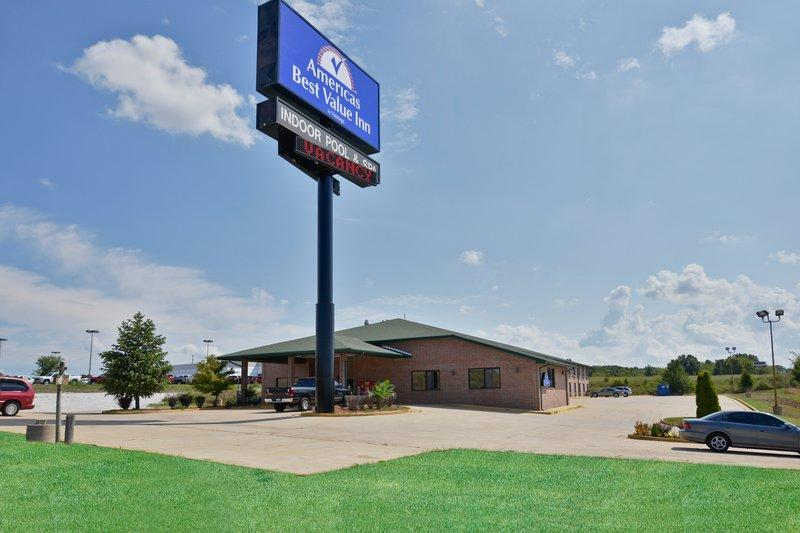 Americas Best Value Inn- Ozark/Springfield