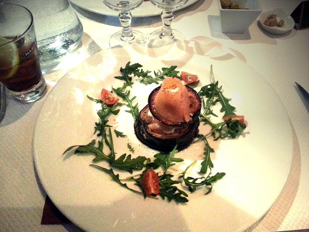 Restaurant la romantica dans toulouse avec cuisine p tes e for O cuisine toulouse