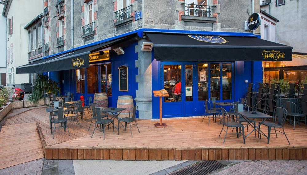 wally field corner clermont ferrand restaurant avis. Black Bedroom Furniture Sets. Home Design Ideas