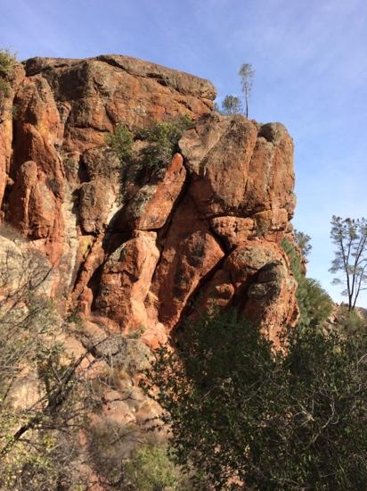 Pinnacles Campground Inc