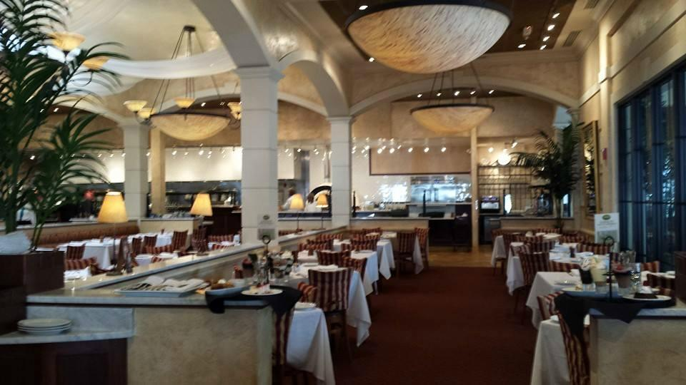 Brio Tuscan Grille 99 Of 666 Restaurants In Boca Raton
