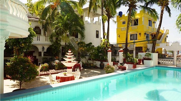 白色城堡度假酒店
