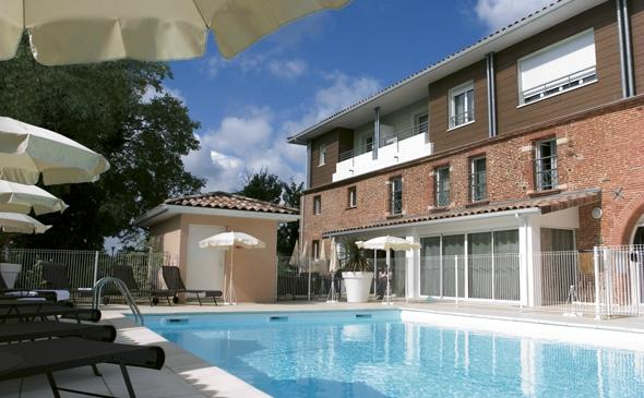 Park & Suites Toulouse Colomiers