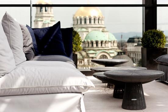 Sense Hotel Rooftop Bar