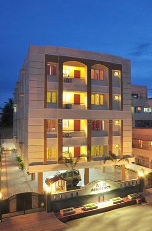 M K Residency