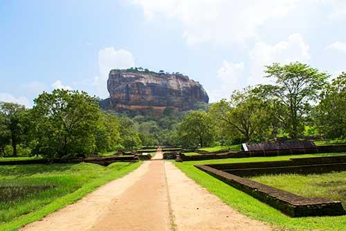 Sigiriya World Heritage Site