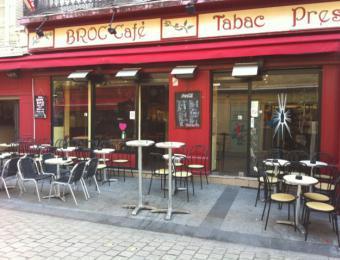 Broc' Café