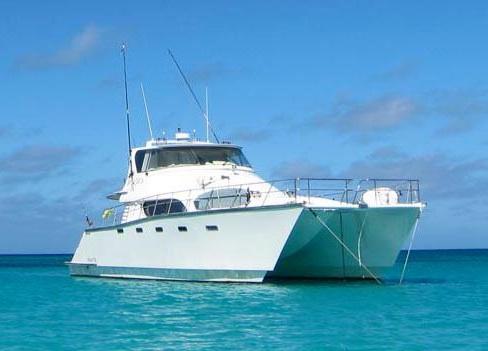 Charter Boats Fiji