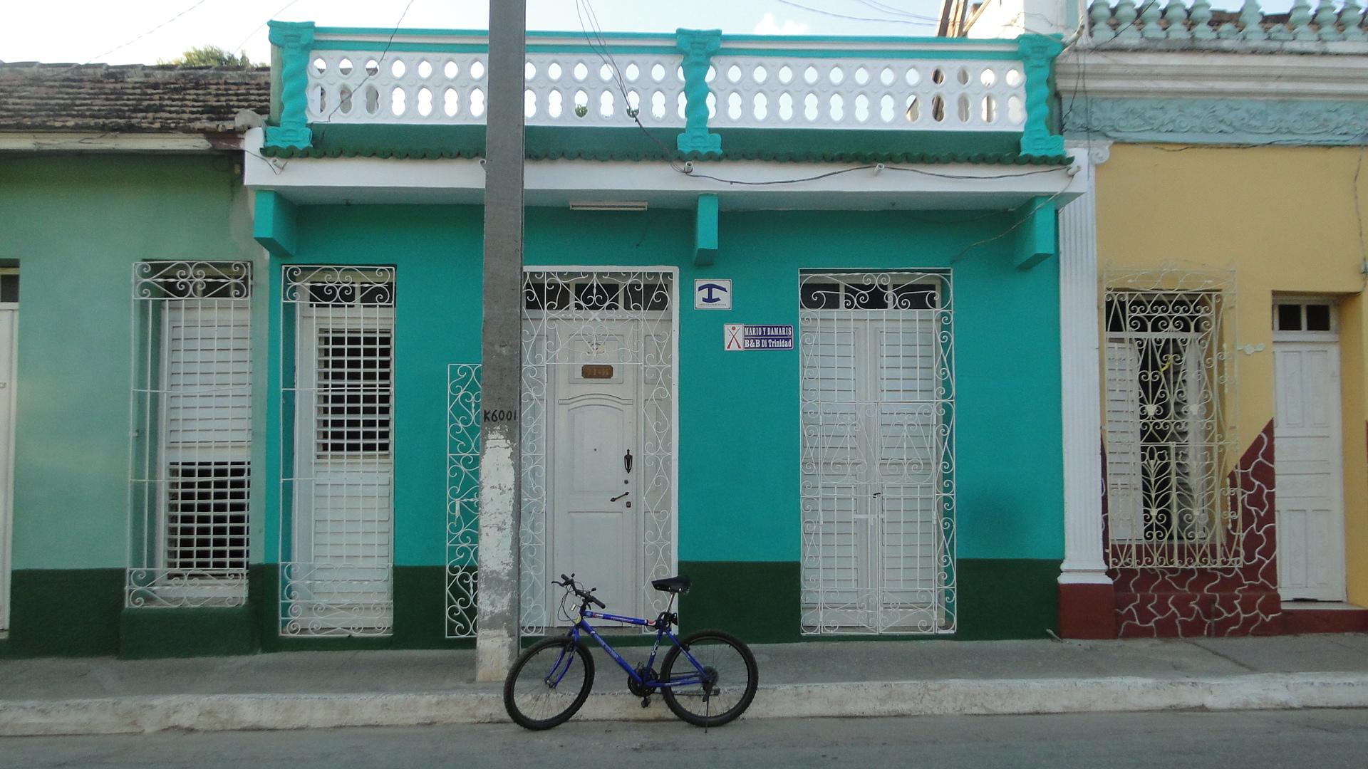 Casa Mario y Damaris