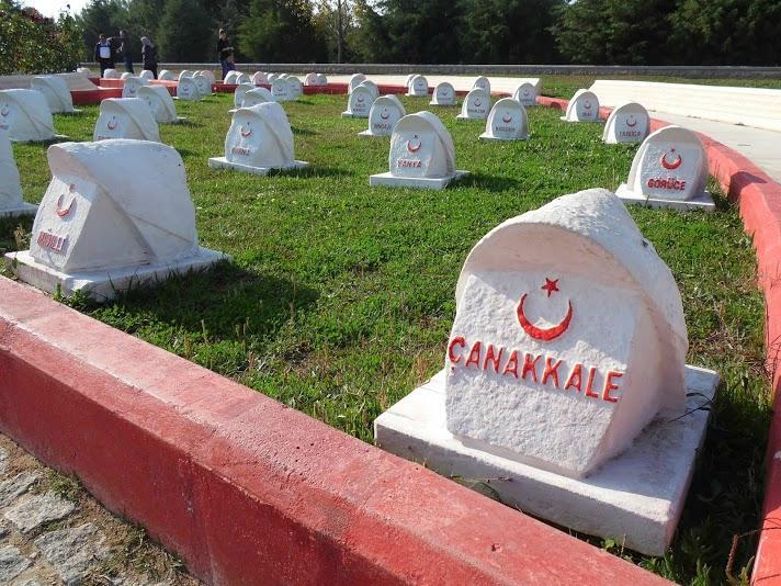 Canakkale Sehitleri Aniti (Eceabat, Turkiet) - omdömen