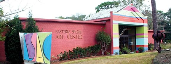 ‪Eastern Shore Art Center‬