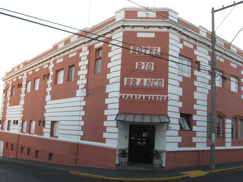 Hotel Rio Branco Bebedouro