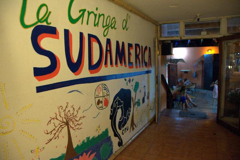 La Gringa d' Sudamerica