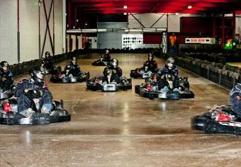 F1K Indoor Karting Ltd West Midlands