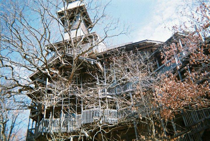Biggest Treehouse In The World 2013 the minister's tree house (crossville, tn): top tips before you go