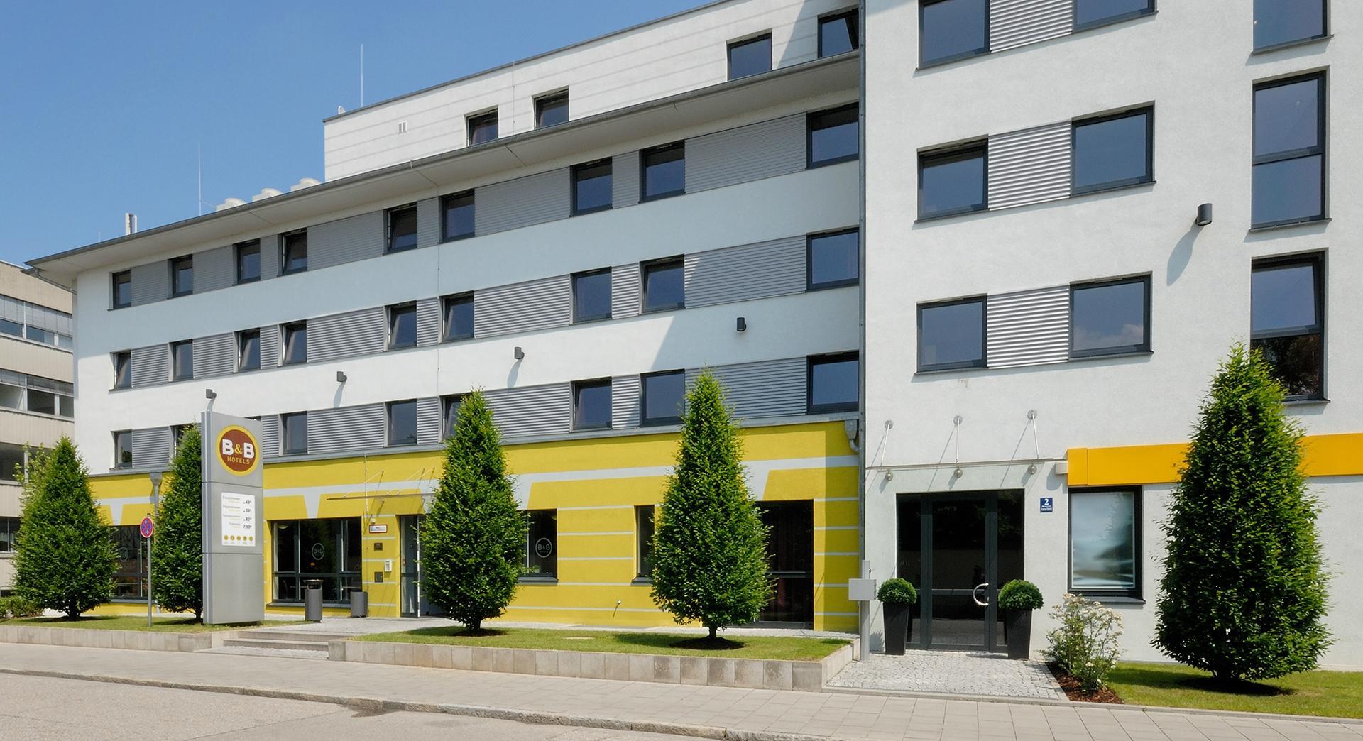B&B Hotel Muenchen City-Nord